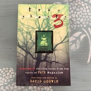 Other - True Ghost 3 book - Ghost Stories - David Godwin